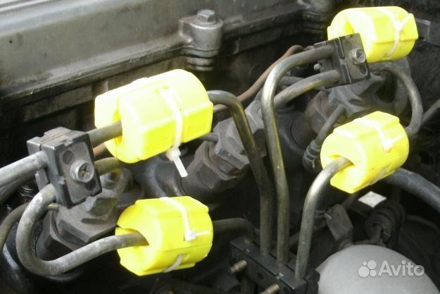 Устройство Fuel Saver Powermag (магнитный активатор) может быть установлено