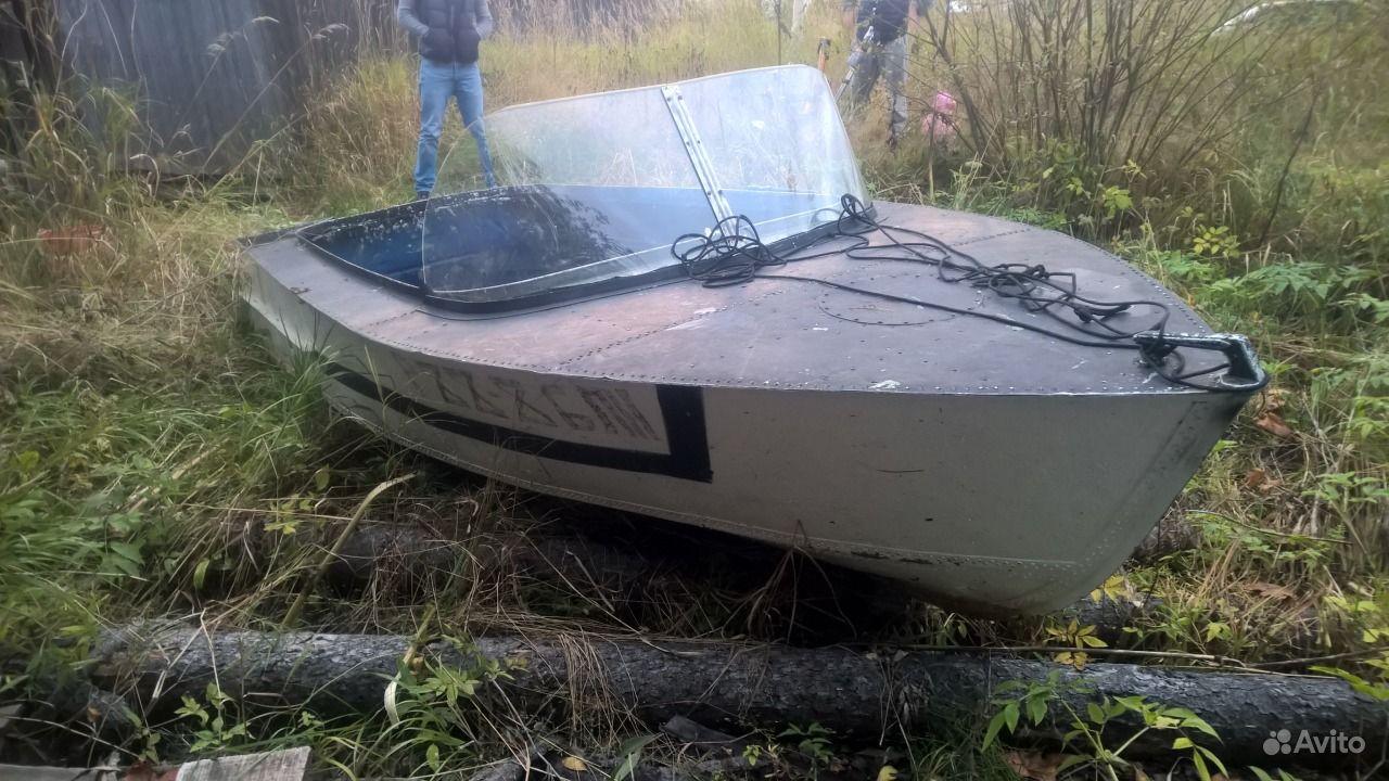для тех осмотра лодки
