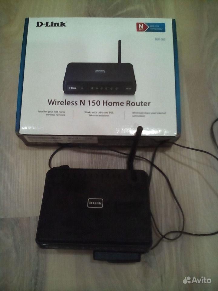 Ролтер wi-fi D-Link 300. Ставропольский край, Георгиевск