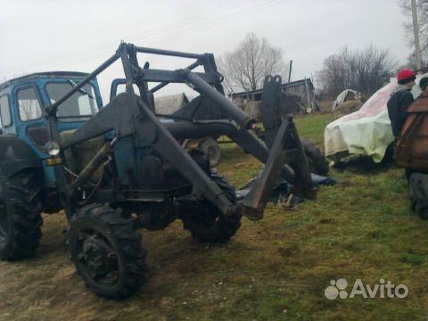 Продажа тракторов МТЗ в республике Коми