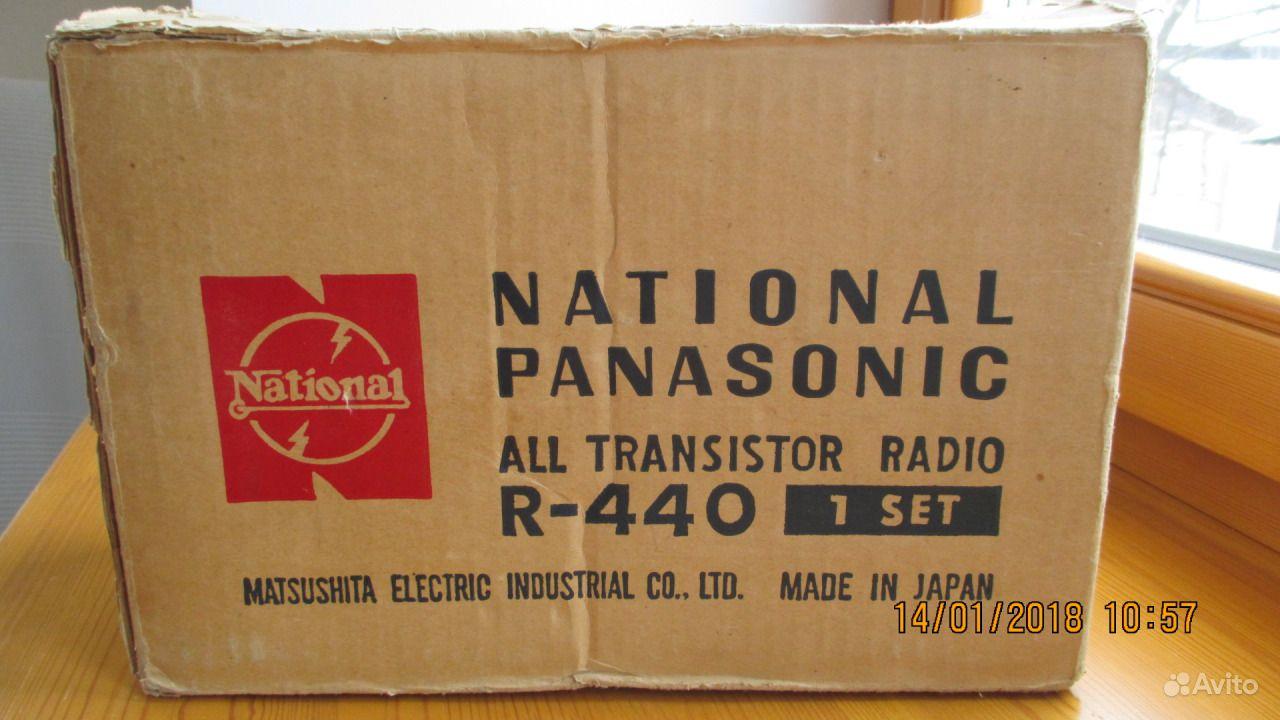 Продам радиоприёмник National Panasoniс R-440. Нижегородская область,  Нижний Новгород