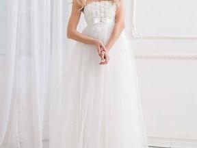 Пышные Свадебные Платья С Завышенной Талией