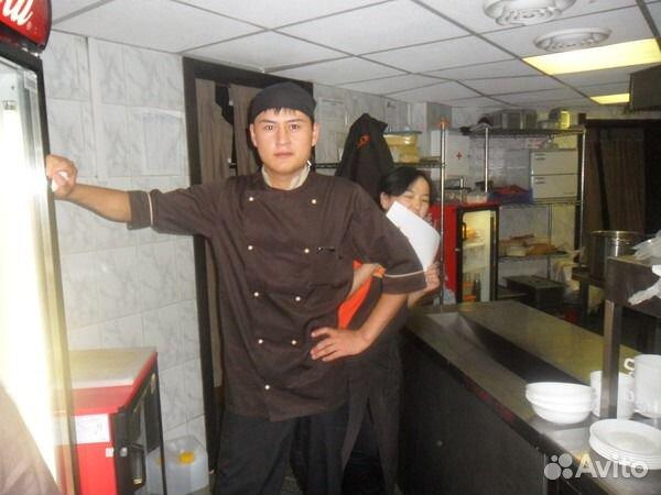 Требования:требуется повар сушист-пиццмейкер с опытом работыобязанности:приготовление суши,пиццы, и воков