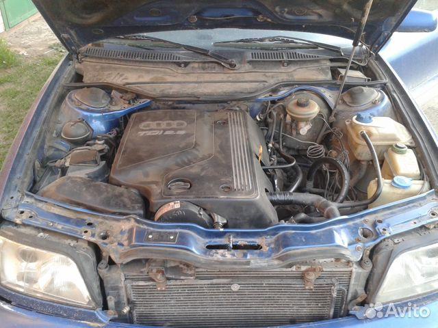 Audi A6 C4 Кожух дизельного