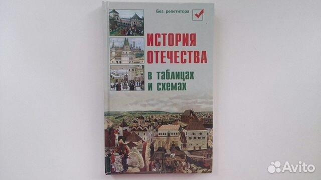 История Отечества в таблицах и