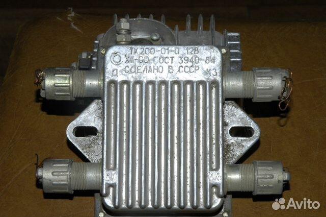Коммутатор транзисторный 12В