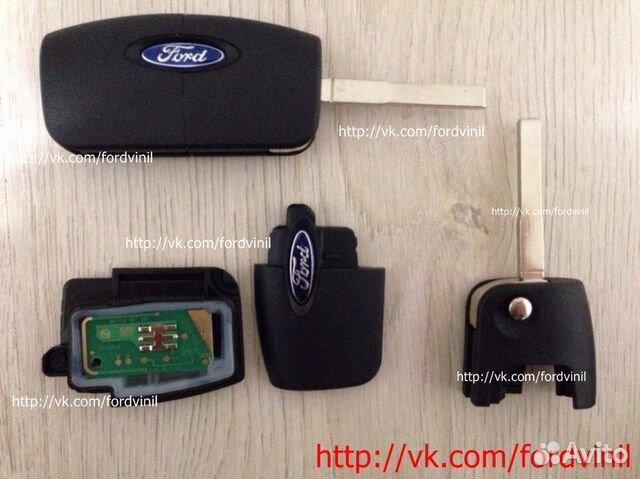 Как сделать ключ форд фокус 3