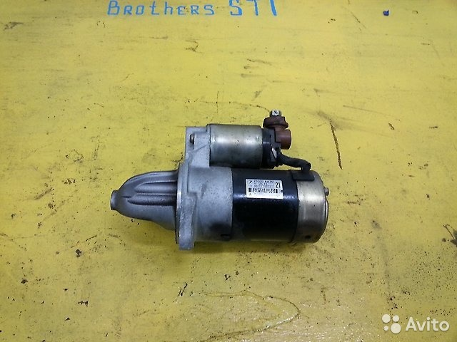 89625003353 Стартер ат Subaru Legacy Wagon, BH5