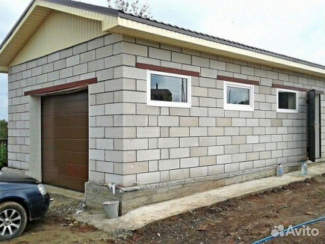 Построить дом своим руками из блоков