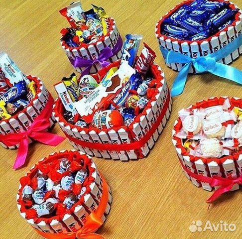 Фото подарков из киндеров