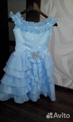 89376671516 Платье для праздника