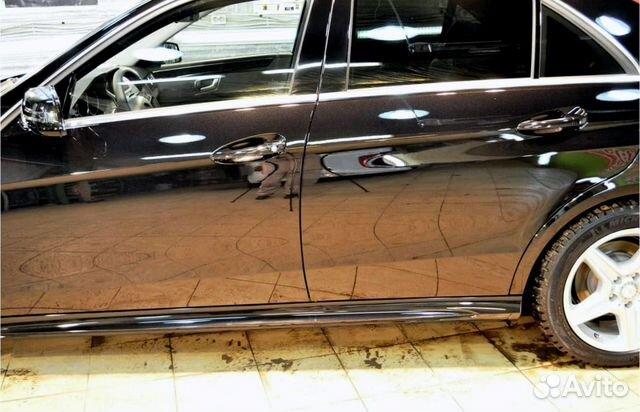 Как покрыть машину жидким стеклом своими руками 71