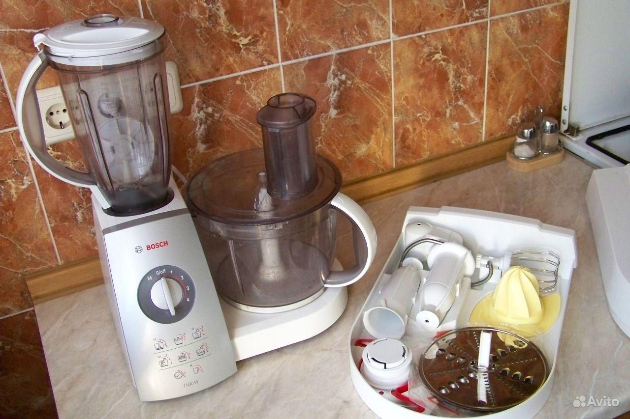 Кухонный комбайн мсм