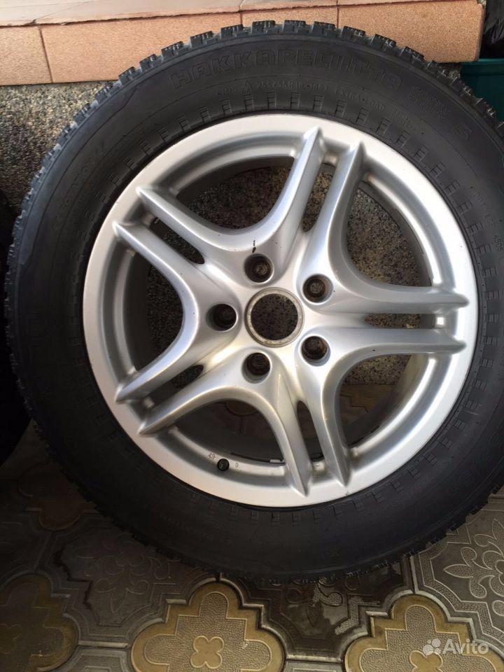 комплект колес porsche cayenne