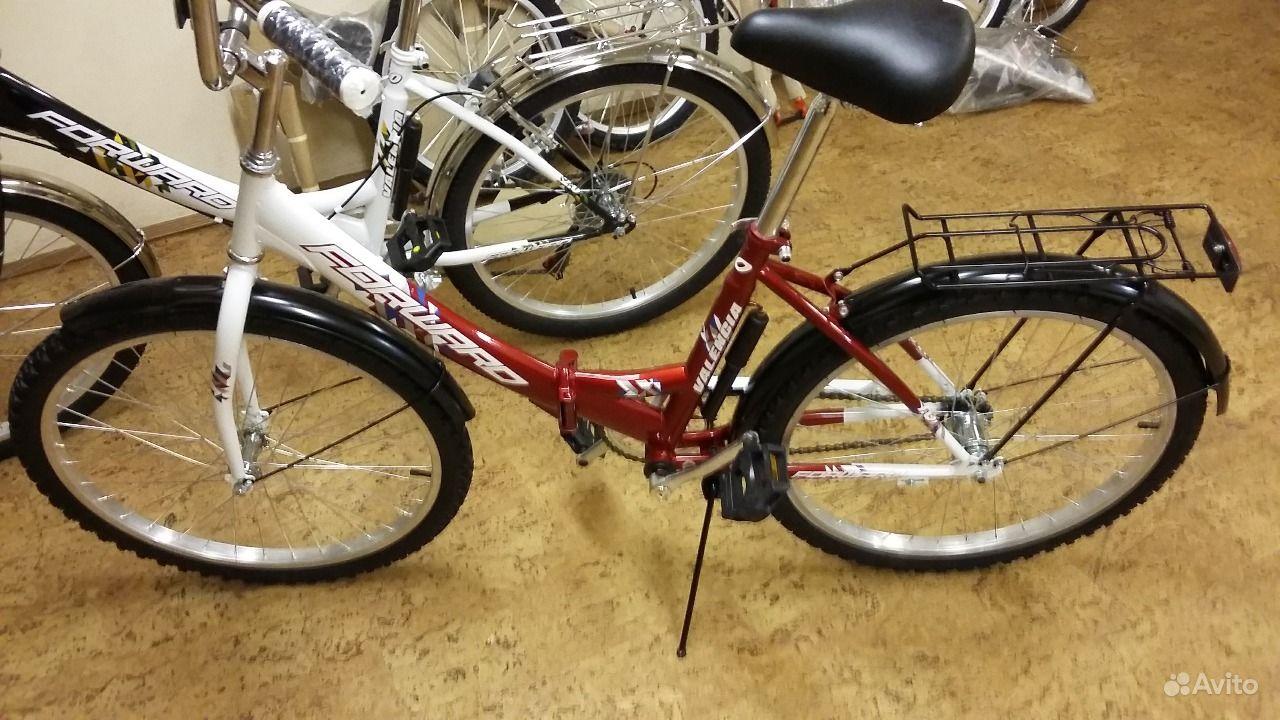Складной  велосипед FORWARD