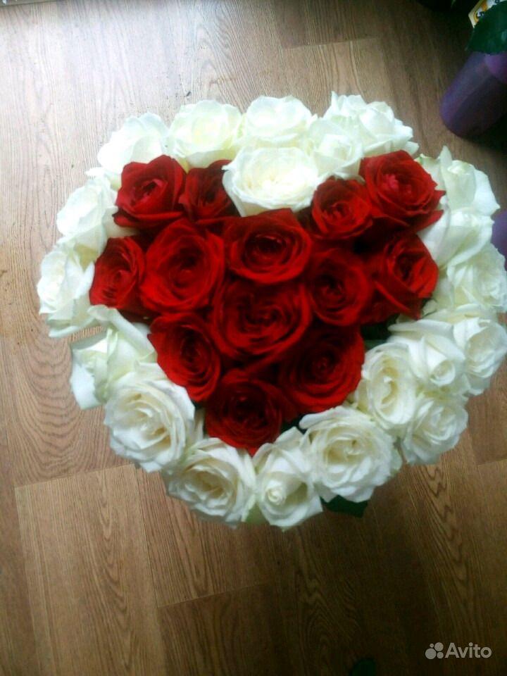 Свежие живые цветы купить на Зозу.ру - фотография № 1
