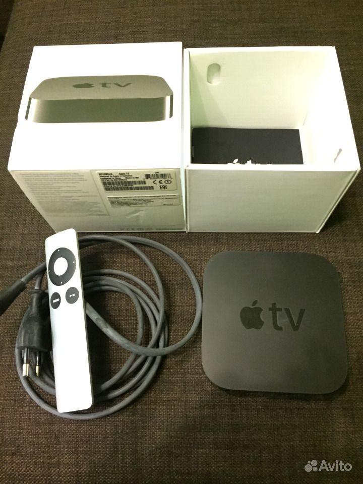 продаю Apple TV 3 (MD199RU/A)