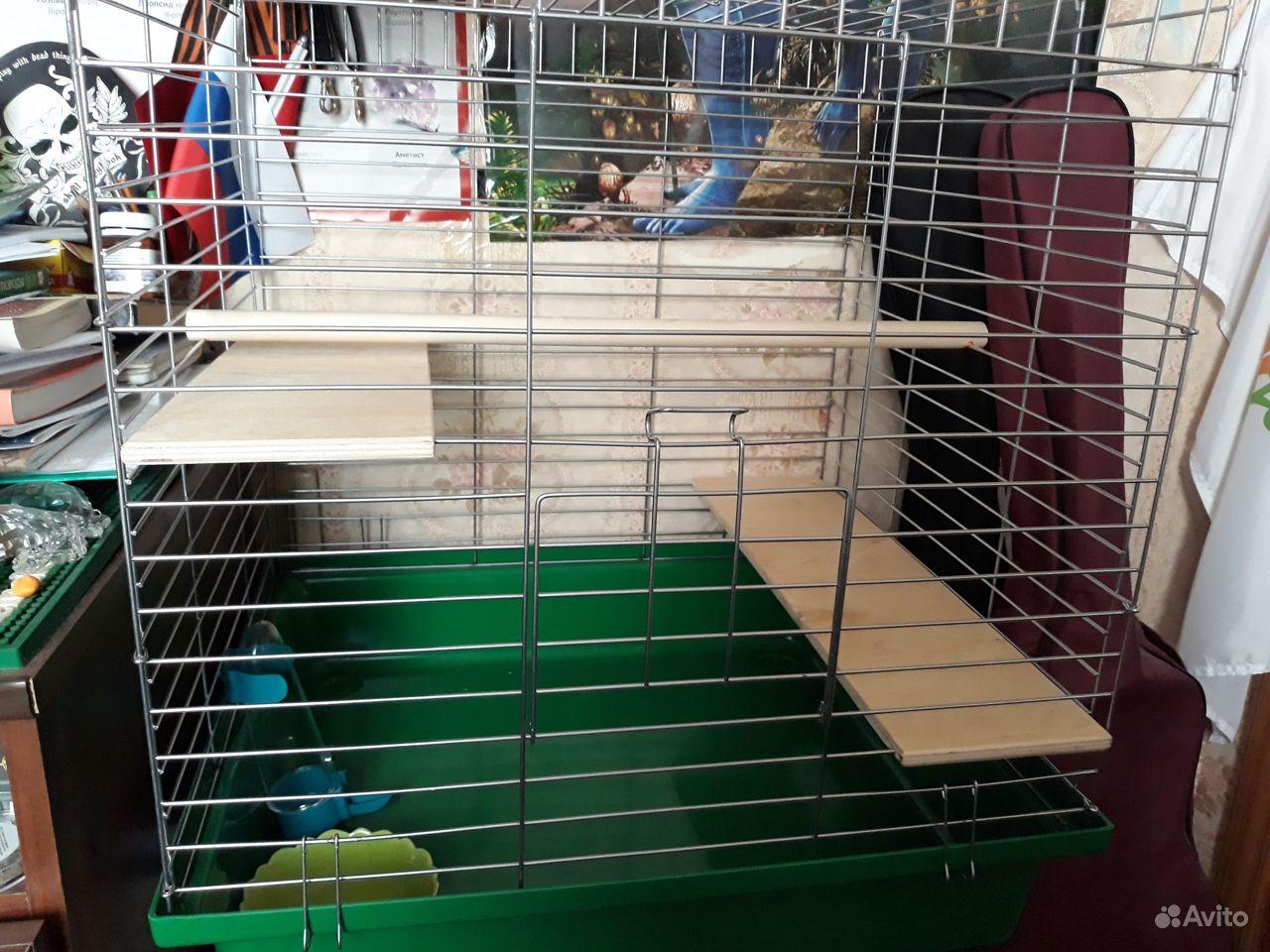 Клетка для больших птиц или грызунов