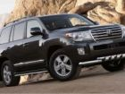 Обвесы для Toyota Land Cruiser 200, 2013