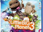 Litle big planet 3 ps4 рус. яз. б/у