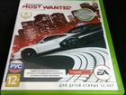 Диск Xbox Need for speed most wanted