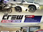 The Crew. Ultimate Edition PS4 новый диск