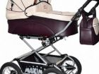 3в1stroller be maxima elite leather collection
