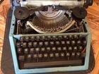 Машинка портативная пишущая
