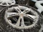 Комплект колес на Toyota RAV4