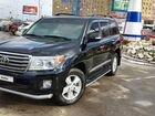 Toyota Land Cruiser 4.5AT, 2014, 156000км