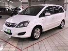 Opel Zafira 1.8МТ, 2011, 142735км
