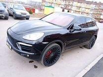 Porsche Cayenne Turbo, 2011, с пробегом, цена 1 550 000 руб.