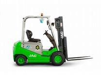 Вилочный погрузчик JAC CPD 25 GT