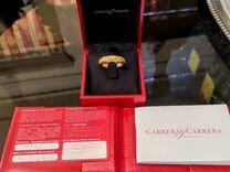Carrera y Carrera Promesa мужское золотое кольцо