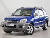 Kia Sportage 2.0AT, 2005, 218408км