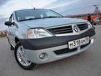 Renault Logan, 2007 г., Саратов