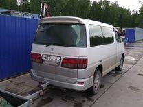 Toyota Regius, 2002 г., Новосибирск