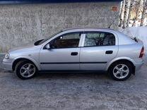 Opel Astra, 2003 г., Томск