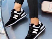 Кроссовки новые чёрные — Одежда, обувь, аксессуары в Санкт-Петербурге
