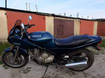 Yamaha XJ 400S diversion