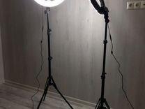 Кольцевая лампа — Фототехника в Москве