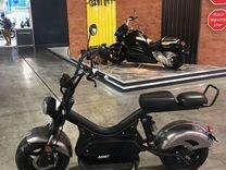 Электроскутер CityCoco (ситикоко) 3000W 60V45Ah — Мотоциклы и мототехника в Москве