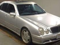 Запчасти на Mercedes-Benz W210 E320