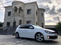 Volkswagen Golf GTI, 2012, с пробегом, цена 850 000 руб.