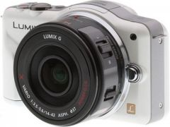 Panasonic DMC-GF3(14-42мм) 8гб. Сумка. Япония