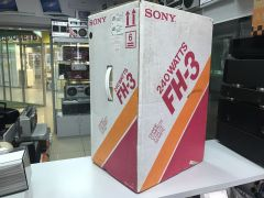 Магнитола Sony fh- 3 new