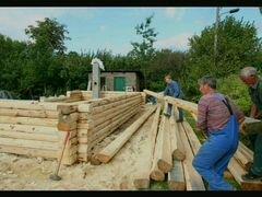 Дом из бревна своими руками - строим дом из бревен