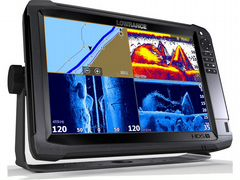 Lowrance HDS-12 Carbon (Рус.) + датчики
