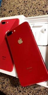 iPhone 8 Plus (product) RED объявление продам
