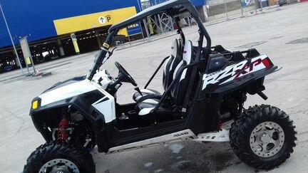 Polaris RZR 900 xp багги квадроцикл объявление продам